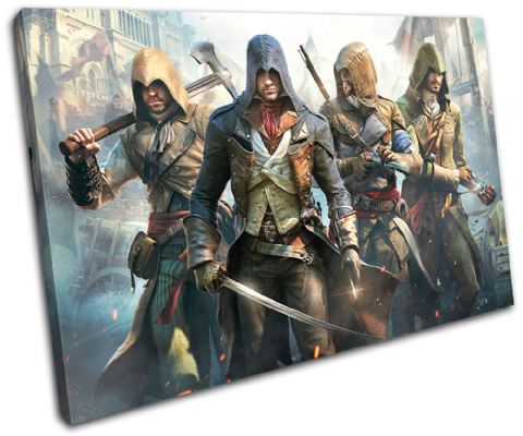 Assassin's Creed Unity Gaming - 13-2327(00B)-SG32-LO